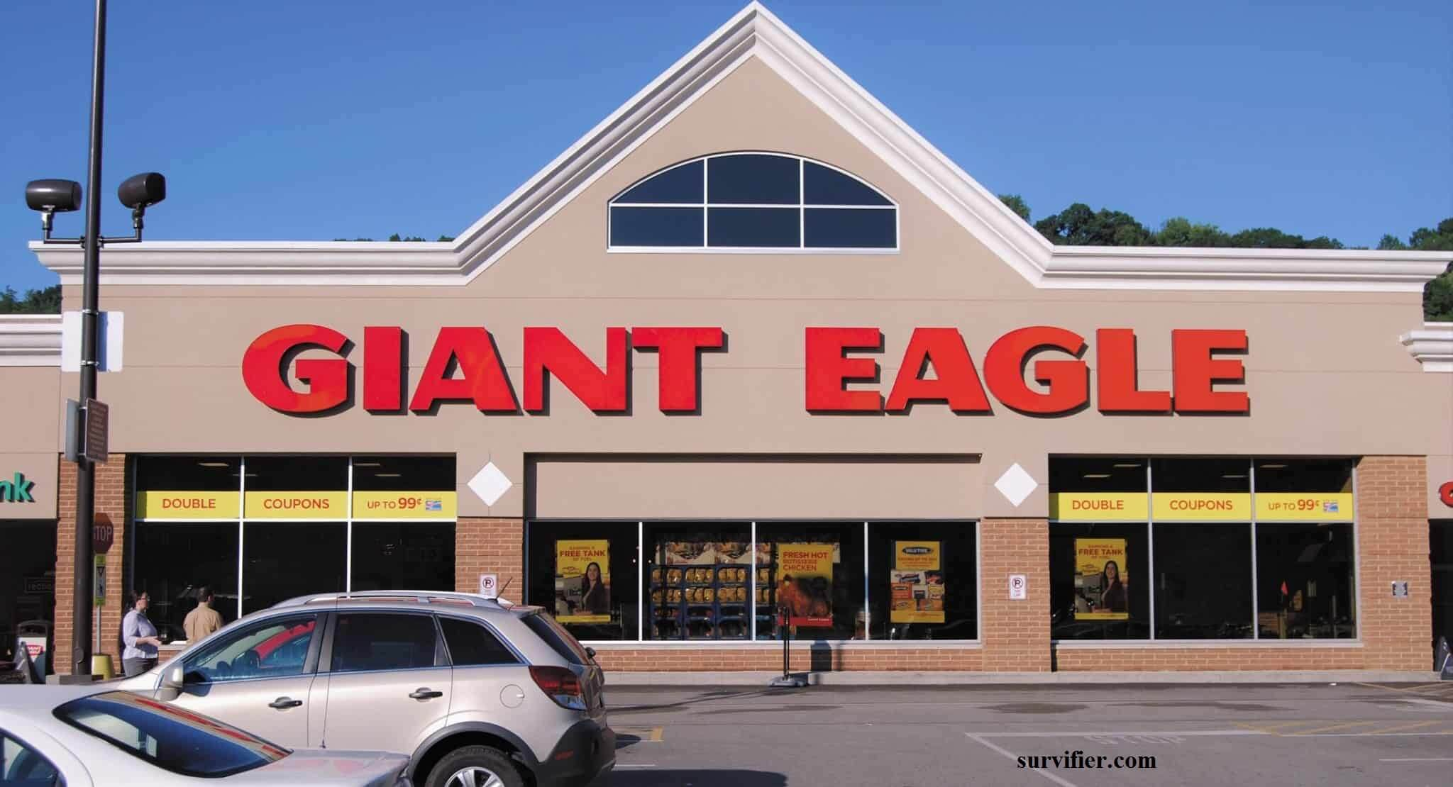 Giant Eagle-Survey office