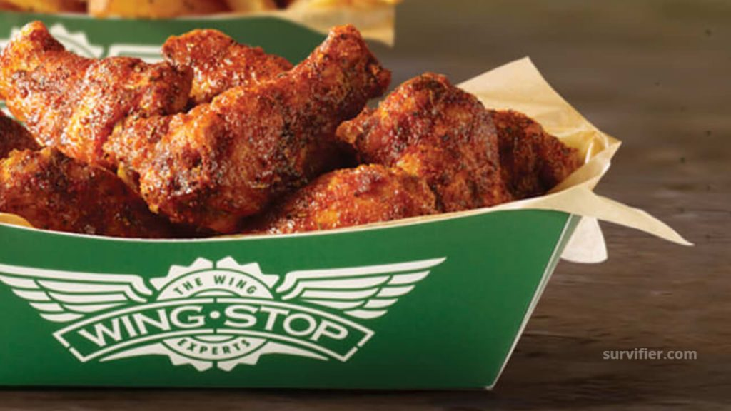 About Wingstop